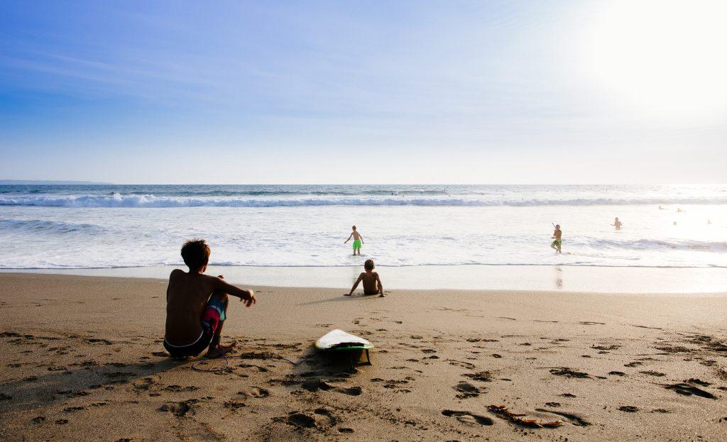 Berawa Beach via The Beach House Berawa