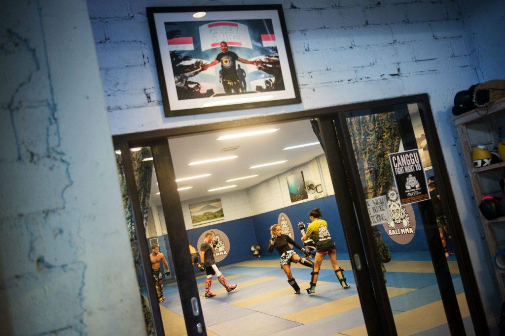 Bali MMA Training via Rough Asia