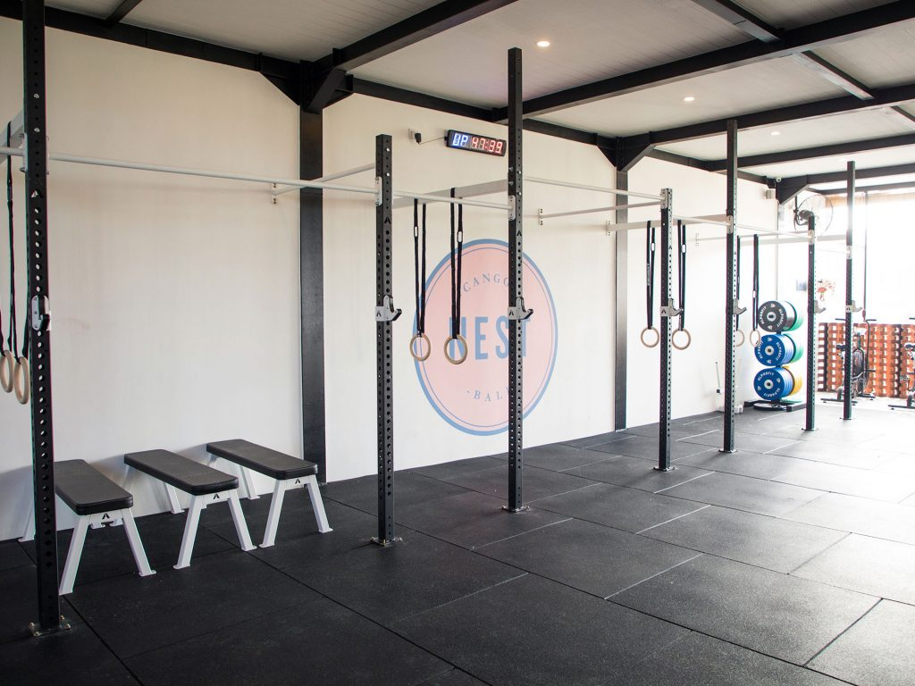 Canggu Nest Gym via Alpha Fit