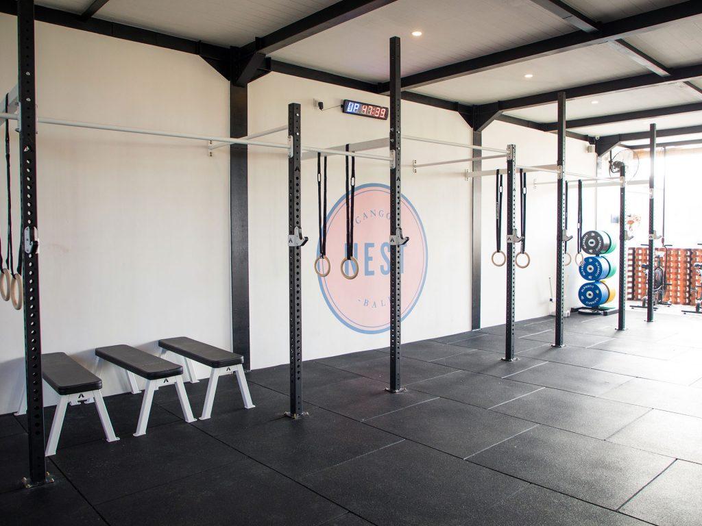 Canggu Nest Gym via Alpha Fit