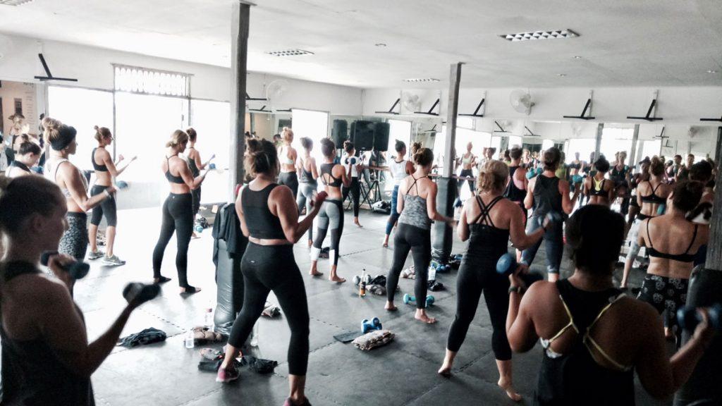 Motion Fitness Bali via Motion Fitness Bali