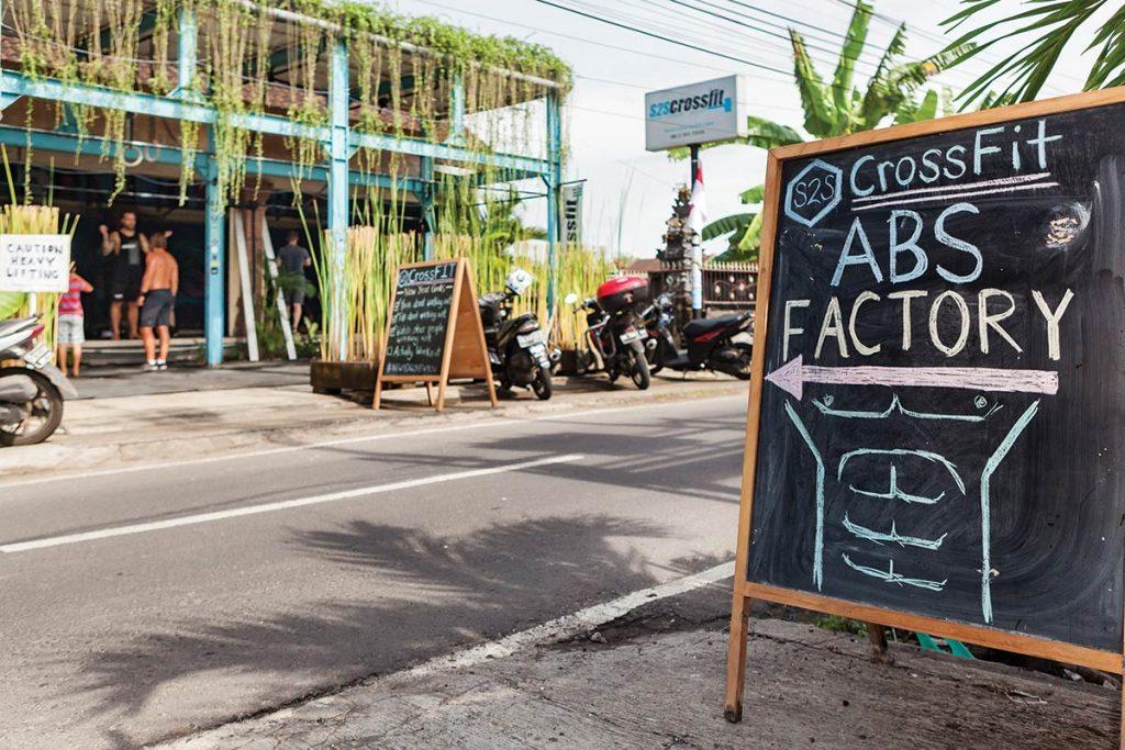 S2S Crossfit via Bali & Beyond