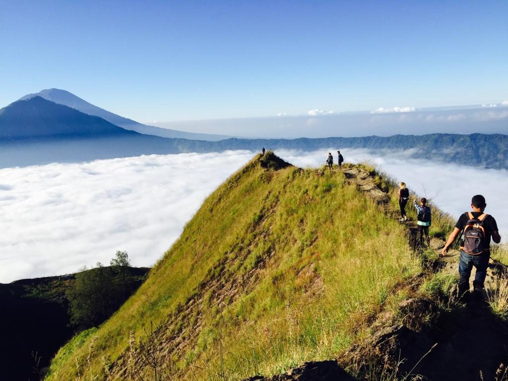 Volcano Trek via River Rafting Bali