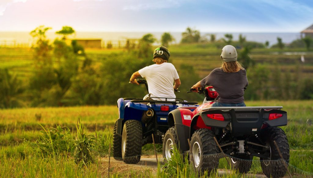 Quad Biking via Quad Biking Bali