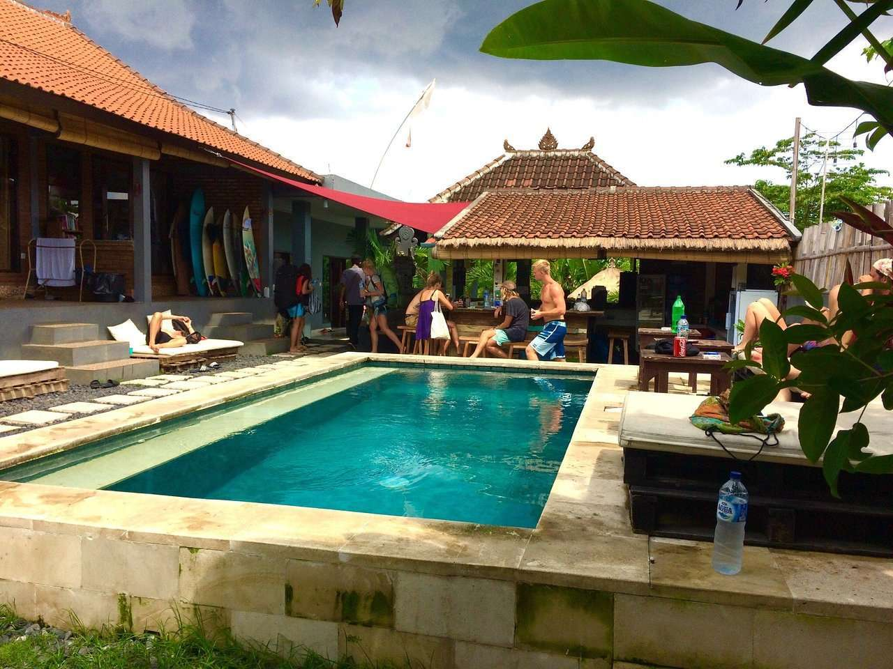 Lay Day Surf Hostel via TripAdvisor