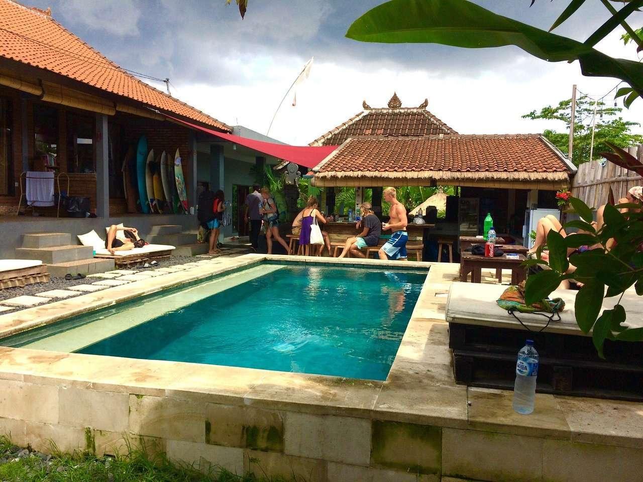Lay Day Surf Hostel via TripAdvisor
