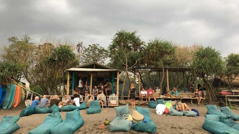The Naked Coconut via Avilla Bali